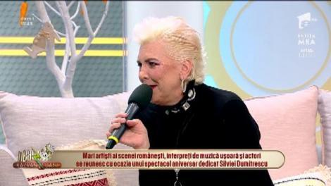 Silvia Dumitrescu, 35 de ani de carieră muzicală: Va fi un spectacol cu mulți invitați și prieteni