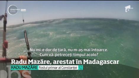 Lovitură pentru Radu Mazăre! Fostul edil din Constanţa a fost arestat în Magadascar