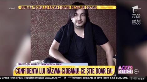 Confidenta lui Răzvan Ciobanu a acceptat să vorbească public: Răzvan o terminase cu drogurile!