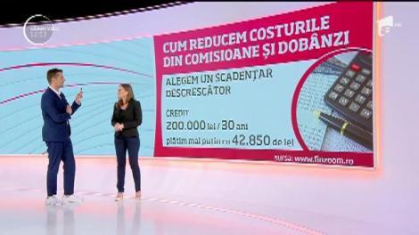 Trucuri pentru românii care au credite la bancă! Cum poți scăpa de împrumuturi mai repede