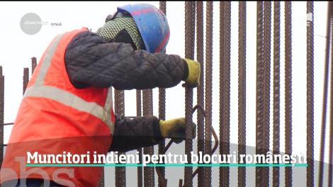 Primii zgârie-nori din Braşov vor fi ridicaţi cu ajutorul muncitorilor indieni