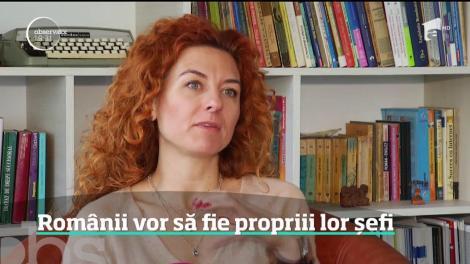 Tot mai mulţi români vor să fie propriii şefi! Iată câteva ponturi pentru cei care vor să devină antreprenori