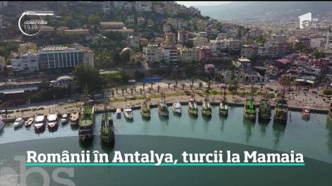 În timp ce românii iau drumul litoralului turcesc în vacanţe, agenţii de turism pariază că îi vor convinge pe turci să petreacă la Mamaia