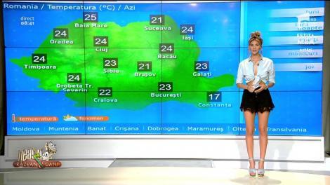 Prognoza meteo, 13 mai 2019. Vremea rămâne instabilă. Temperatura maximă va ajunge până la 24°