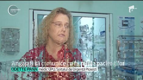Spitalul de Urgenţă din Ploieşti face angajări! Se caută persoane care să comunice cu familiile pacienților. Ce competențe trebuie să aibă viitorii angajați