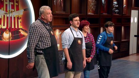 Familia Baba, o adevărată forță în bucătărie: Am o echipă foarte puternică. Plecăm în Alaska dacă câștigăm