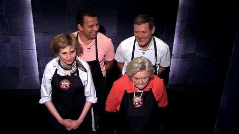 Lucia Jurgeu a revenit la Chefi la Cuțite alături de familia ei: Pentru mine gătitul este din suflet!