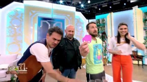 Cătălin Scărlătescu, cel mai tare joc de petreceri! Cum stă treaba cu Ruleta bucătarului?
