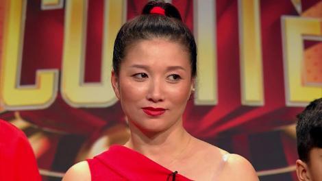 Binh Minh a revenit la Chefi la Cuțite alături de familia ei: Tot în echipa lui Scărlătescu vreau să fiu