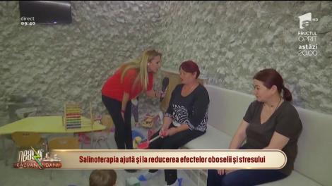 Care sunt beneficiile salinoterapiei pentru copii și părinți