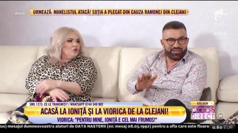 """Acces Direct. Ce a răspuns Ioniță de la Clejani la întrebarea: """"Ți-ai înșelat vreodată soția?"""". Reacția soției"""