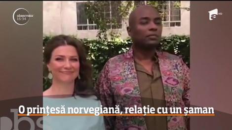 Iubire interzisă la casa regală a Norvegiei! Prințesa Marthe s-a îndrăgostit de un șaman care promite tinerețe veșnică