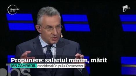 Creșterea salariului minim, cerută la nivelul Uniunii Europene! La ce sumă de bani ar ajunge în România