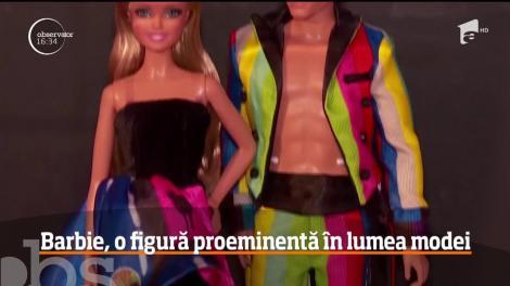 La 60 de ani, Barbie va fi omagiată de lumea modei cu o distincție prestigioasă. Păpușa este, oficial, un fashion icon!