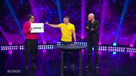 Mihai Bendeac, ajutor de magician la iUmor! Răzvan Faraoanu face cele mai tari trucuri cu cărțile de joc