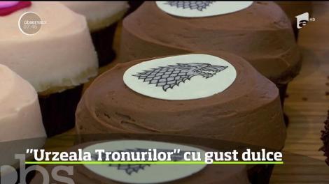 Cofetarii din New York au lansat prăjituri inspirate din serialul Urzeala Tronurilor