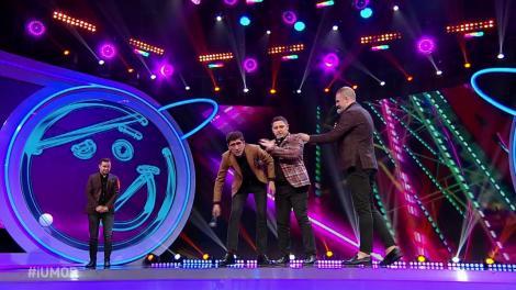 Comedy Zebra Show, revenire de senzație pe scena iUmor: Cheloo, ca de fiecare dată ești perfect! Ultimele piese ale tale sunt în 2016