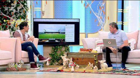 Neatza cu Răzvan și Dani! Smiley News. Un club de fotbal din Danemarca angajează 200 de suporteri