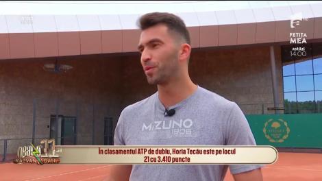 Neatza cu Răzvan și Dani. Horia Tecău se antrenează pentru Roland Garros: Mi-a lipsit turneul ăsta, anul trecut nu am participat