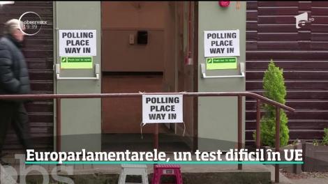 S-a dat startul alegerilor europarlamentare