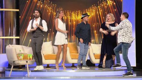 Raluka, Ramona Olaru, Tania Popa și Andrei Duban intră în jocul măștilor, la Scena misterelor