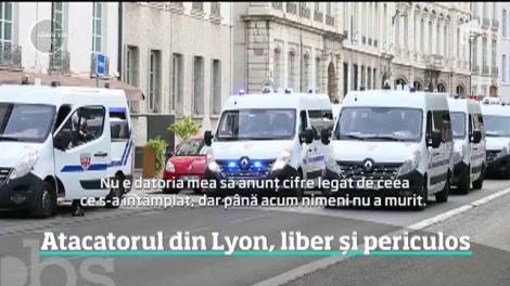 Teroarea a lovit din nou Franţa. Un colet capcană plin cu şuruburi a fost detonat în centrul oraşului Lyon