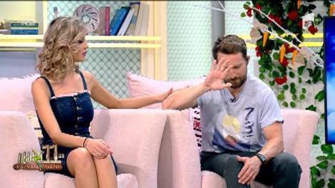 Răzvan Simion și Dani Oțil, scandal, în direct, Neatza cu Răzvan și Dani: Eu am inventat gluma cu Dep