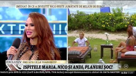 """Maria, ispita de la Insula Iubirii, s-a despărțit de iubitul ei: """"Sunt o femeie liberă! Sunt fericită că m-am desprins de el!"""""""