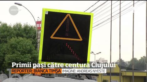 Clujenii sătui de aglomeraţie în trafic au motive să spere că proiectul centurii ocolitoare a oraşului se va materializa curând