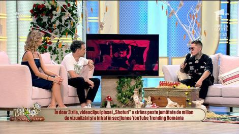 Lino Golden, cel mai sincer interviu, la Neatza cu Răzvan și Dani: Am parte de hateri, dar nu mă afectează deloc!