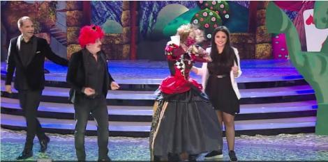 Scena Misterelor. Demascarea reginei de Cupă! Vedeta din spatele măștii este o cunoscută nutriționistă