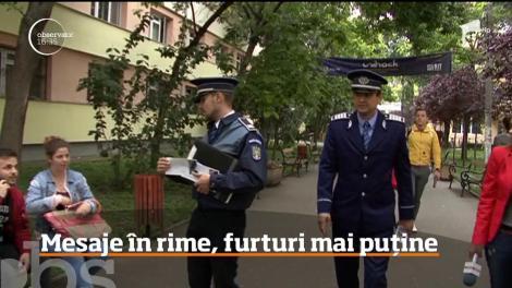 Poliţiştii din Timişoara au organizat o campanie altfel, pentru a atrage atenţia studenţilor asupra pericolelor care îi pândesc dacă nu au grijă de lucrurile lor