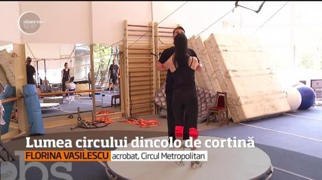 Cum arată lumea circului dincolo de cortină