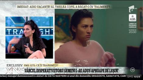 Doinița Oancea și Liviu Vârciu, părinți de gemeni, în ultimele două episoade ale serialului Fructul Oprit