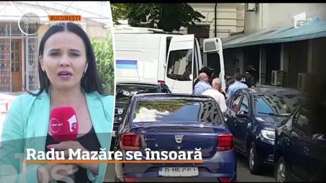 Când se va căsători Radu Mazăre în pușcărie. Detalii incredibile despre nunta ce va avea loc la Penitenciarul Rahova