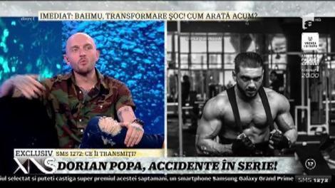 Dorian Popa, dezvăluiri fabuloase despre serialul Sacrificiul