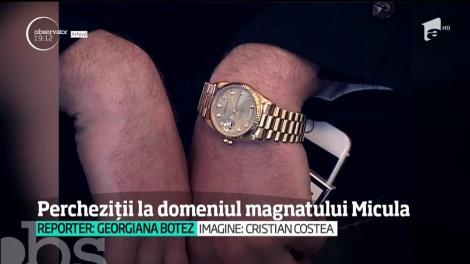 """Cel mai excentric milionar al României s-a trezit cu mascaţii în casă! Victoraş Micula, implicat într-un dosar cu trei infracţiuni. """"Nu suntem mafioți"""""""