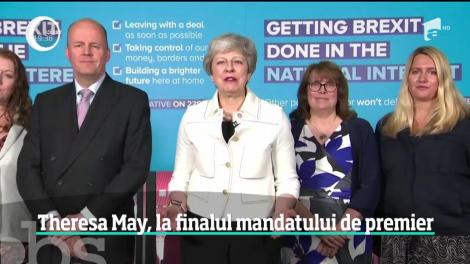Viitorul Marii Britanii este la răscruce! Premierul Theresa May a demisionat oficial