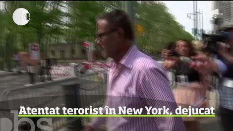 Atentat terorist dejucat în Statele Unite