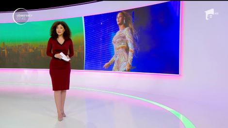 Gelozia lui Beyonce, scandal pe internet