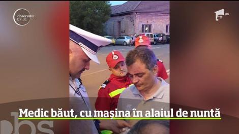 Nuntă din Maramureș, ruinată de un medic ginecolog! Doctorul și mai mulți nuntași au ajuns la spital - Video
