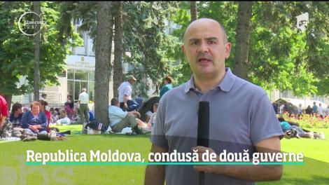 Republica Moldova, condusă de două guverne