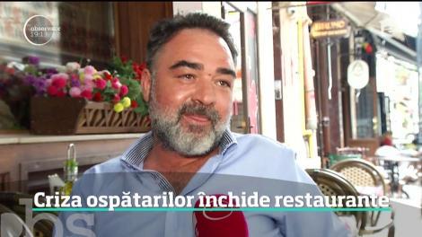 Criza de ospătari a ajuns atât de mare încât se închid restaurante din acest motiv