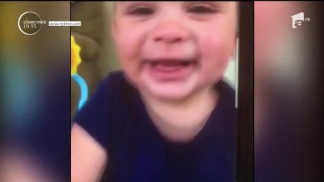 Cum a despărțit Donald Trump un bebeluș de familia lui. Pe când avea patru luni, micuțul Constantin a rămas fără părinți