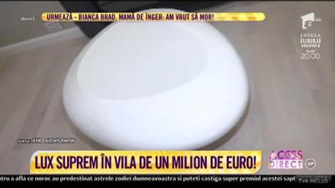 Acces Direct. Lux suprem în vila de un milion de euro a Marinei Crețu, fosta iubită a lui Carlo Ancelotti