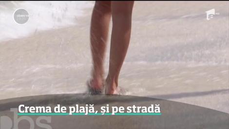Crema de plajă, și pe stradă. Dermatologii ne spun cum trebuie alese