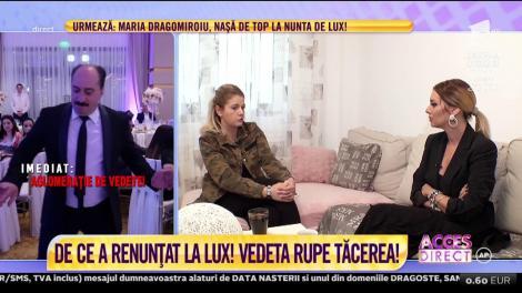 Lorena Balaci, fiica fostei legende Ilie Balaci, a renunţat la luxul din cartierul milionarilor! Vedeta s-a mutat la bloc!