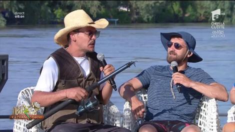 """Răzvan Simion, întâlnire memorabilă cu un somn! Ce a făcut peștele după ce """"s-a urcat"""" cu el în barcă este incredibil: """"Să nu mă mișc de spate dacă mint"""""""