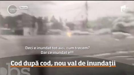 Vară atipică, cu fenomene extreme în România: Furtunile fac ravagii în țară. Video