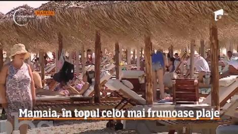 Plaja din Mamaia este în topul celor mai bune plaje din Europa!
